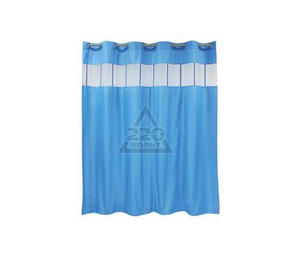 Штора для ванной комнаты WESS Salsa blue T584-3