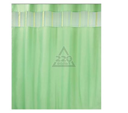 Штора для ванной комнаты WESS Salsa green T584-5