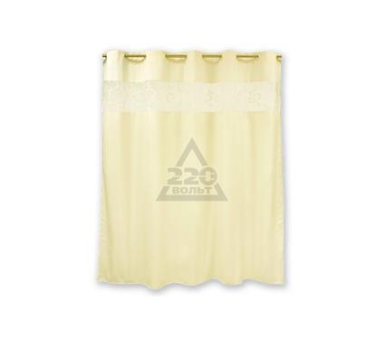 Штора для ванной комнаты WESS Numkesh beige T585-6