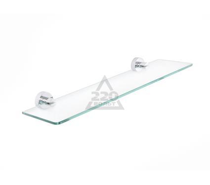 Полка для ванной комнаты стеклянная FIXSEN Classic FX91203