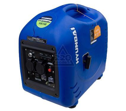 Инверторный бензиновый генератор HYUNDAI HY 3000SEi