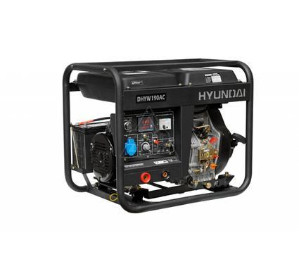 Сварочный дизельный генератор HYUNDAI DHYW 190AC