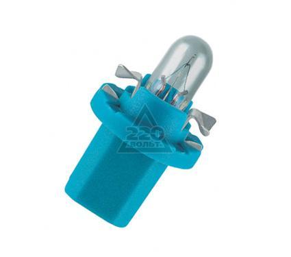 Лампа автомобильная OSRAM 2721MF 1.2W B8.5d 12V