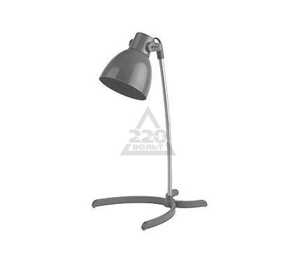 Лампа настольная ЭРА NE-303 серая