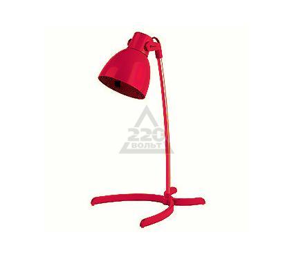 Лампа настольная ЭРА NE-303 красная