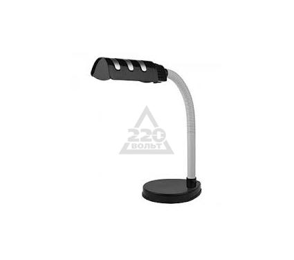 Лампа настольная ЭРА NE-302 черная