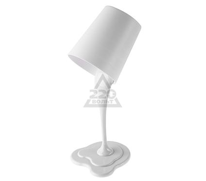 Лампа настольная ЭРА NE-306 белая