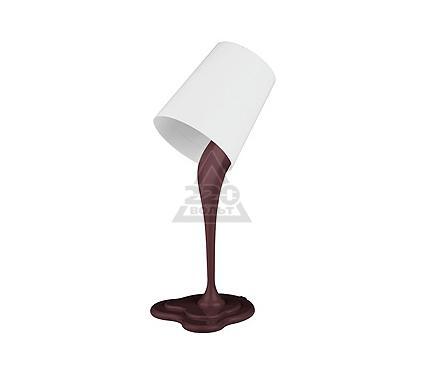 Лампа настольная ЭРА NE-306 коричневая