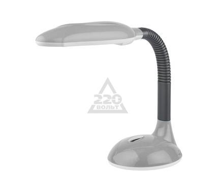 Лампа настольная ЭРА NL-209 серая
