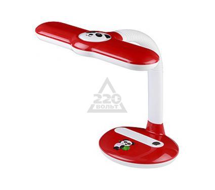 Лампа настольная ЭРА NL-252 красная
