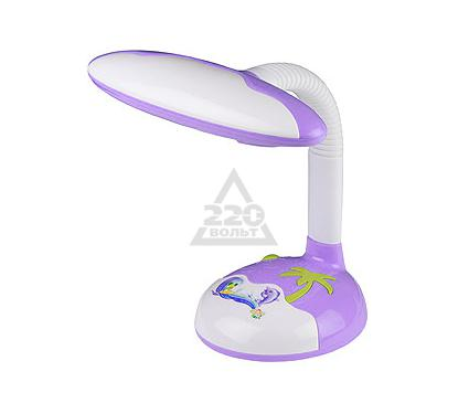 Лампа настольная ЭРА NL-250 сиреневая