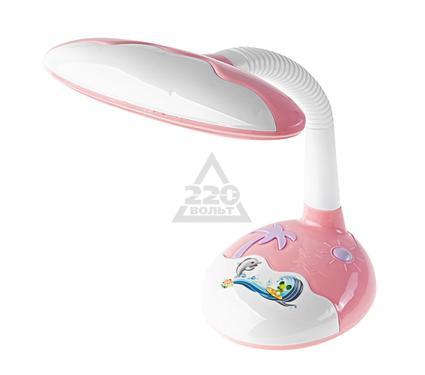 Лампа настольная ЭРА NL-250 розовая