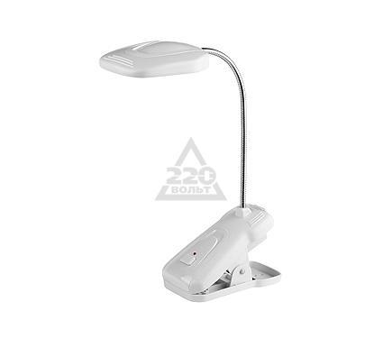 Лампа настольная ЭРА NLED-408 белая