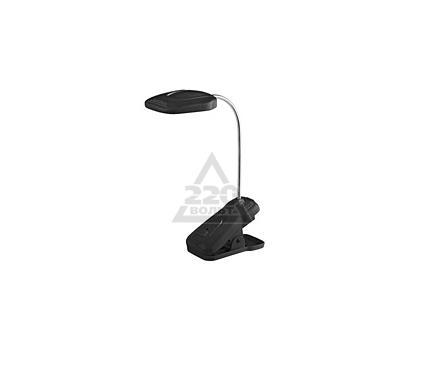 Лампа настольная ЭРА NLED-420 черная