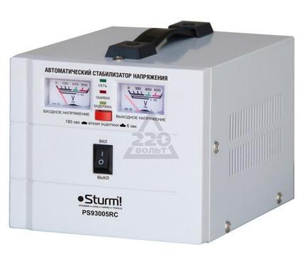 Стабилизатор напряжения STURM! PS93005RC