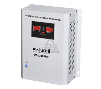 Стабилизатор напряжения STURM! PS93100RV