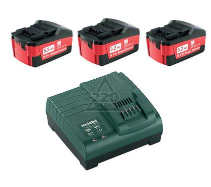 Набор METABO Basic Set 5.2 x3