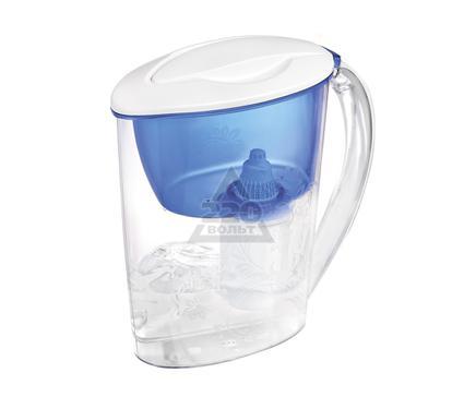 Фильтр для очистки воды БАРЬЕР Экстра Индиго с рисунком 2,5 л