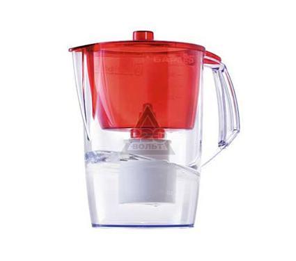 Фильтр для очистки воды БАРЬЕР Лайт Красный 3.6л