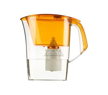 Фильтр для очистки воды БАРЬЕР Стайл Оранжевый 2,6 л