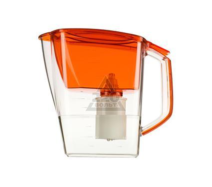 Фильтр для воды БАРЬЕР Гранд Оранжевый 4 л