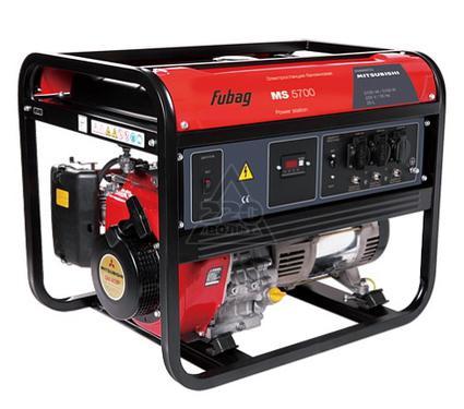 Бензиновый генератор FUBAG MS5700