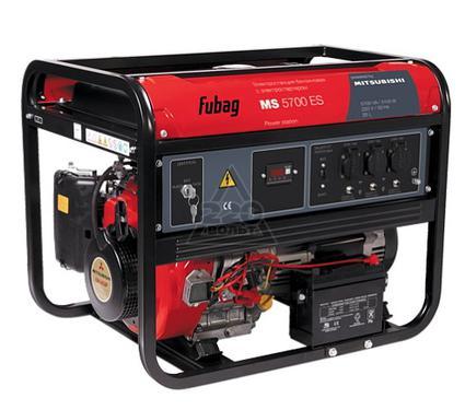 Бензиновый генератор FUBAG MS5700 ES