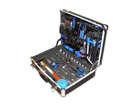 Набор инструментов в чемодане универсальный, 125 предметов UNIPRO U-125