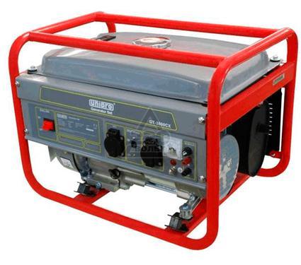 Бензиновый генератор UNIPRO GT6500Е