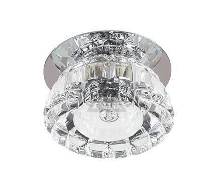 Светильник встраиваемый ЭРА DK 55 CH/WH