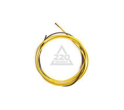 Канал направляющий СВАРОГ желтый 4.5м