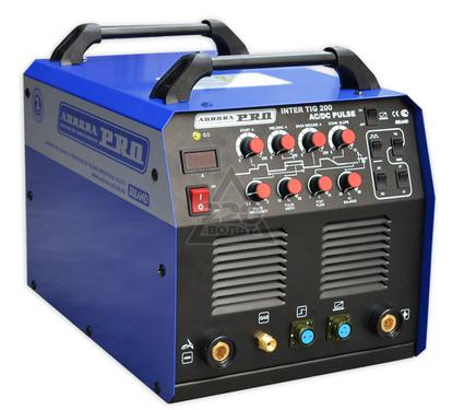 Сварочный аппарат AURORA PRO INTER TIG 200 AC/DC PULSE Mosfet
