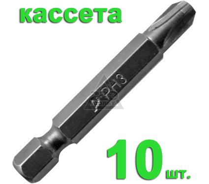 Бита ПРАКТИКА 036-711 Ph3 50мм,  Профи, 10шт.