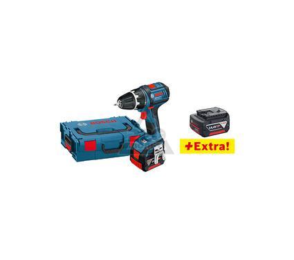 Дрель аккумуляторная BOSCH GSR 14,4 V-LI L-BOXX Professional 3x4.0Ач