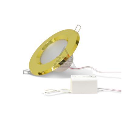 Светильник встраиваемый ESTARES TH-100 CW  Золото