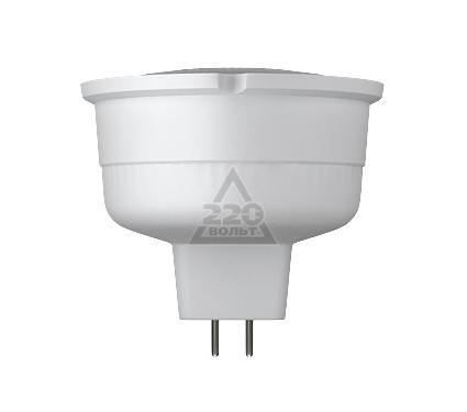 Лампа светодиодная ECON LED MR 7Вт GU5.3 3000K 220V
