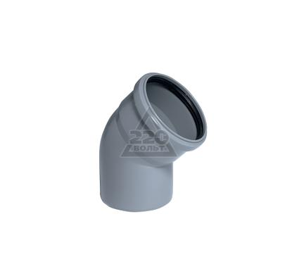 Отвод OSTENDORF 40мм 45 градусов