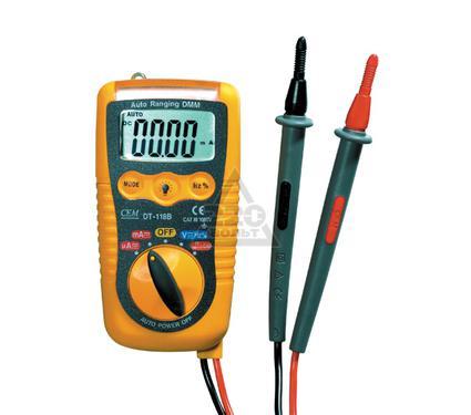 Мультиметр CEM DT-118