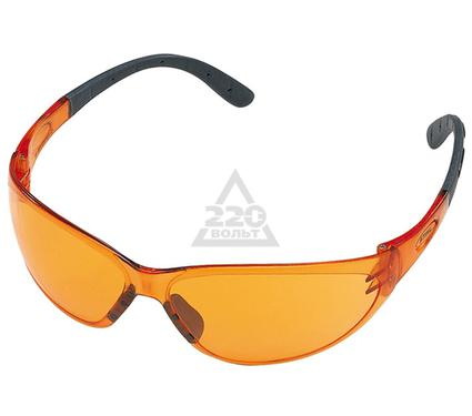 Очки STIHL Контраст оранжевые