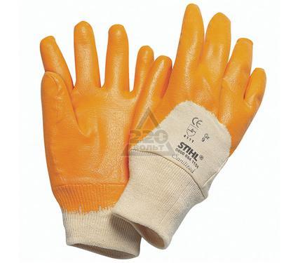 Перчатки нитриловые STIHL Нитрильное покрытие М