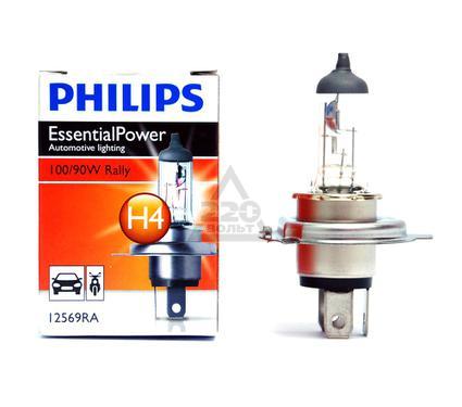 Лампа головного света PHILIPS 12569RAC1 Rally For race only