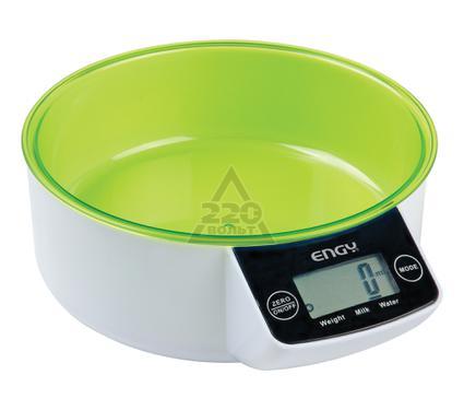 Весы кухонные ENGY EN-400 зеленые