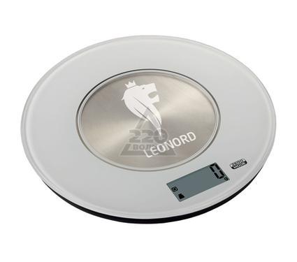 Весы кухонные LEONORD LE-4001 белые