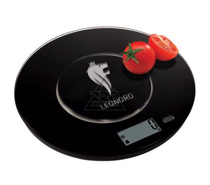 Весы кухонные LEONORD LE-4001 черные