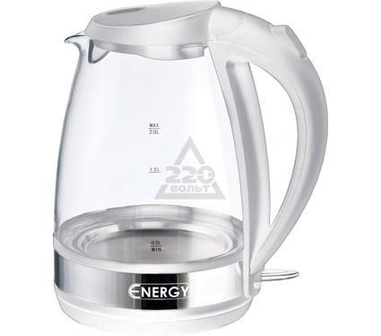 Чайник ENERGY E-254G белый