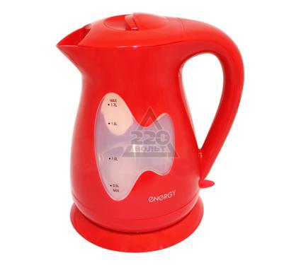 Чайник ENERGY E-218 красный