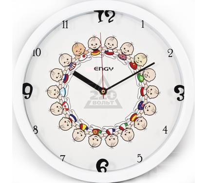 Часы настенные ENERGY ЕС-29 белые