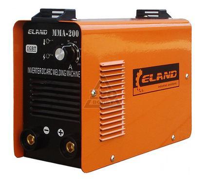 Сварочный инвертор ELAND MMA-200i (IGBT)