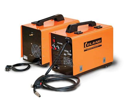Сварочный полуавтомат ELAND MIG-200 MOSFET