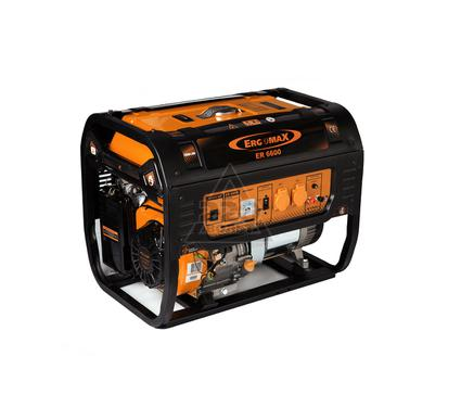 Бензиновый генератор ERGOMAX ER 6600